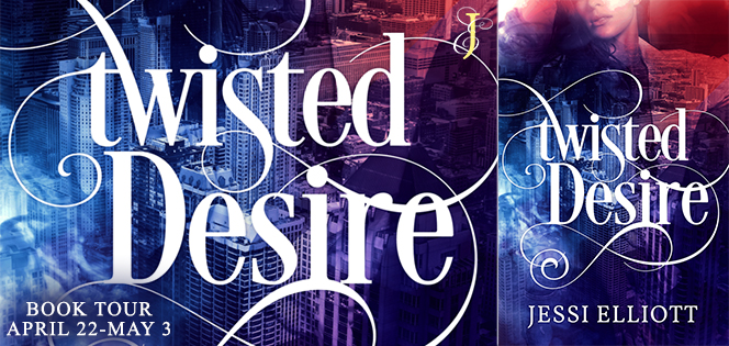 Twisted Desire Tour Banner