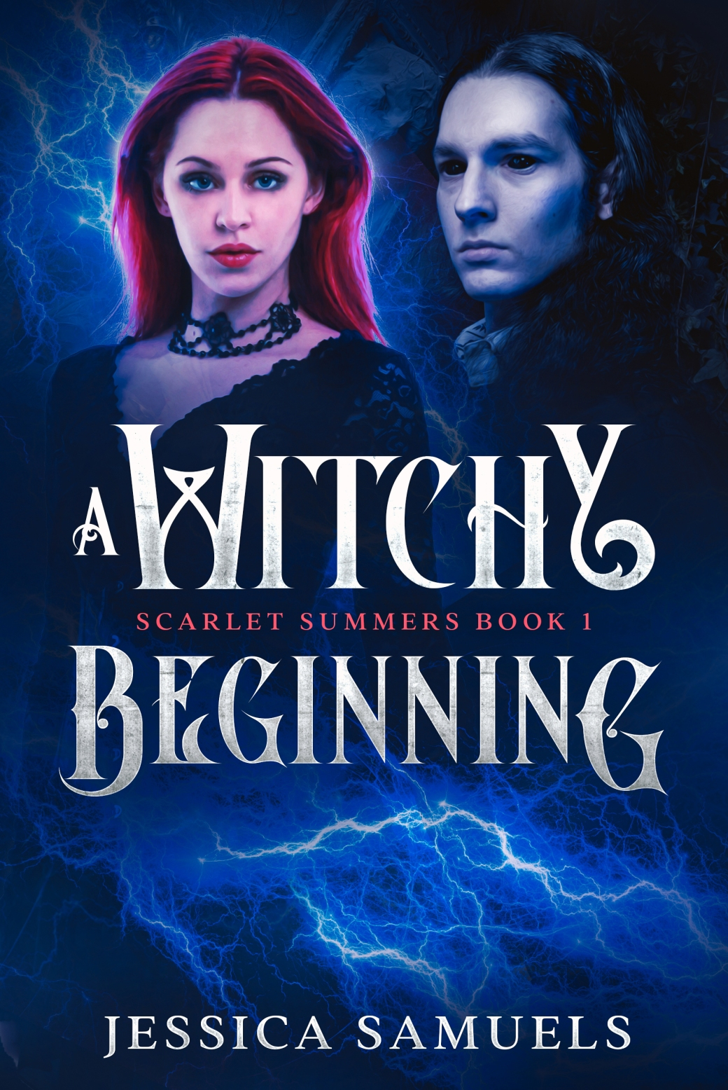 Scarlet book 1 cover